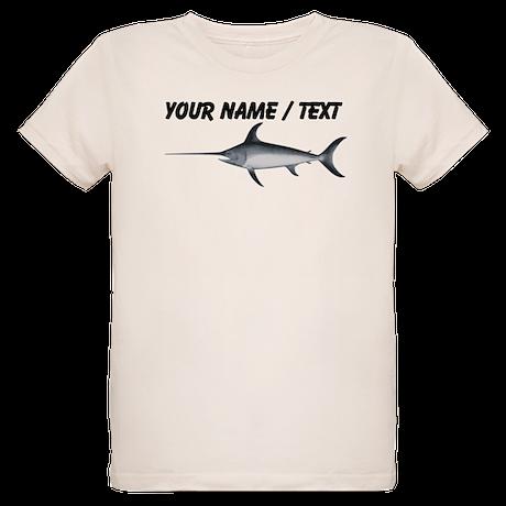 Custom Swordfish T-Shirt