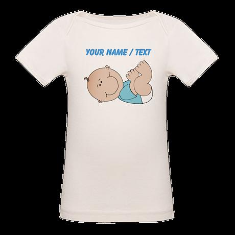 Custom Baby Boy T-Shirt