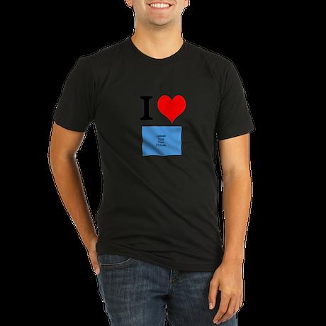 I Heart Photo t-shirt shop Organic Men's Fitted T-
