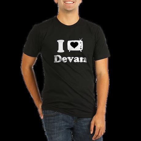 I TV-Heart_Dark T-Shirt
