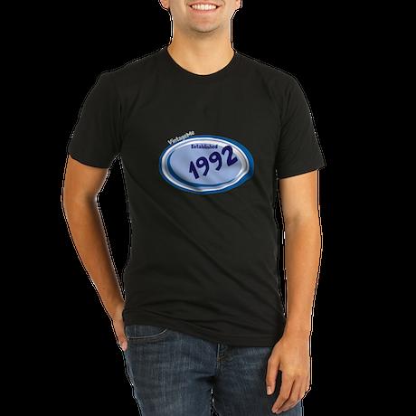 That's Me Organic Men's Fitted T-Shirt (dark)