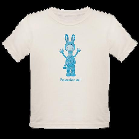 Personalize me! Blue Donkey T-Shirt
