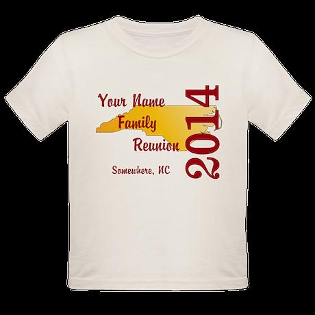 North Carolina Family Reunion T-Shirt