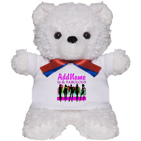 TRENDY 16TH Teddy Bear