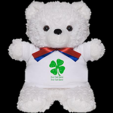 Personalize It, Shamrock Teddy Bear