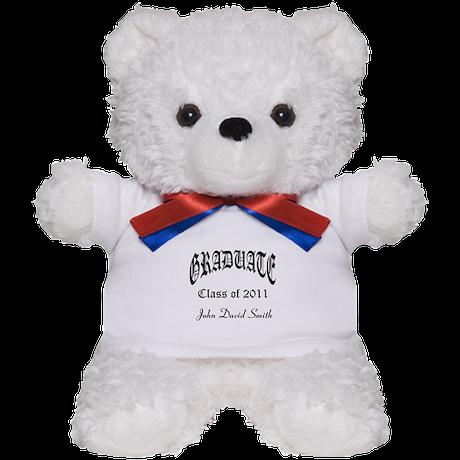 Personalized Graduation Gift: Teddy Bear