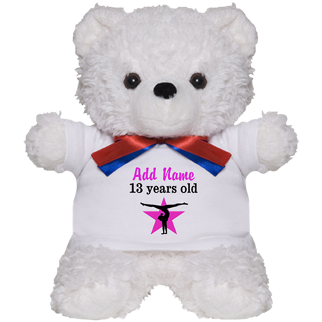 PERSONALIZE 13 YR OLD Teddy Bear