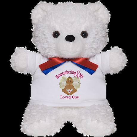 Remembrance Angel Teddy Bear
