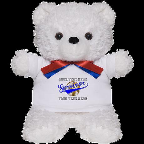 Survivor Custom Teddy Bear