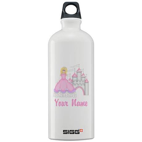 Princess Personalized Sigg Water Bottle