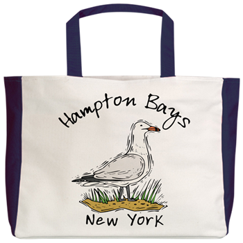 beach bag hampton bays