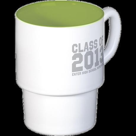 2013 Graduation Stackable Mug