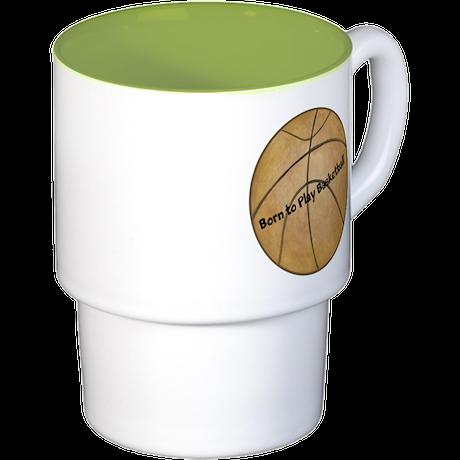 Basketball Stackable Mug