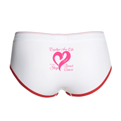 Personalize Front Women's Boy Brief