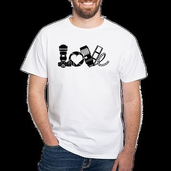 Camera Love Shirt