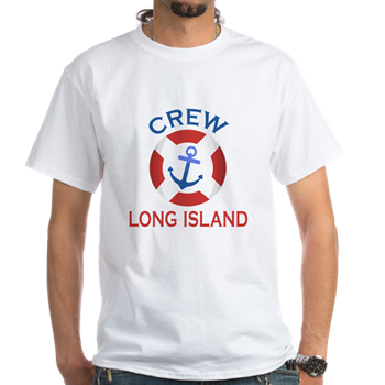 long island crew t-shirt