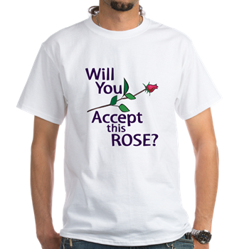the bachelor will you accept this rose t shirt