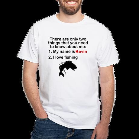 Two Things Fishing T-Shirt
