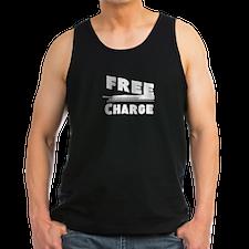 Free 5_dark Tank Top