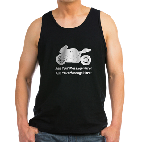 Personalize It, Motorcycle Tank Top