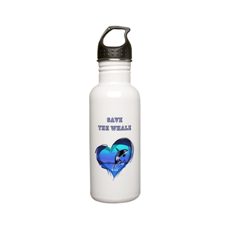 Orca Stainless Water Bottle 0.6L