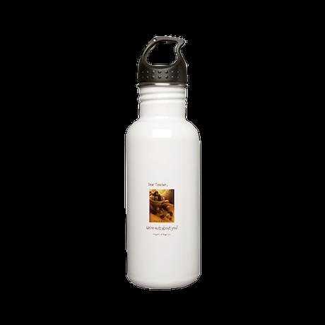 Dear Teacher Customizable Stainless Water Bottle 0