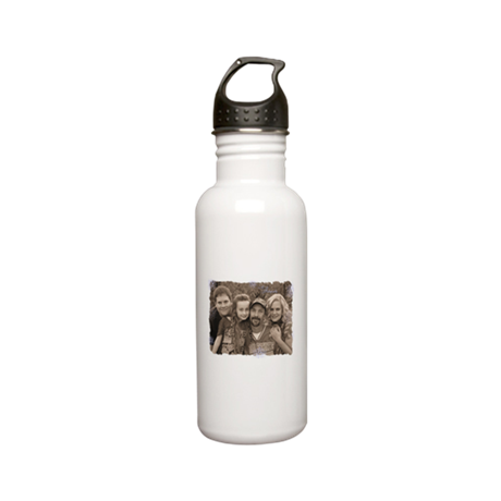 Custom photo Stainless Water Bottle 0.6L