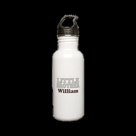 Custom name little brother Stainless Water Bottle