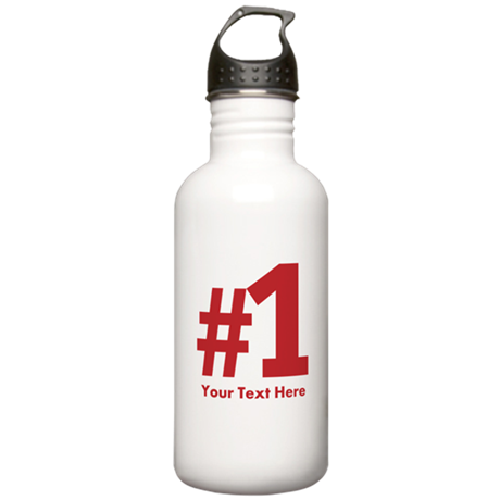 number one Stainless Water Bottle 1.0L