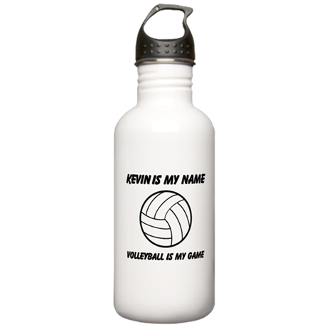 Volleyball Is My Game Stainless Water Bottle 1.0L
