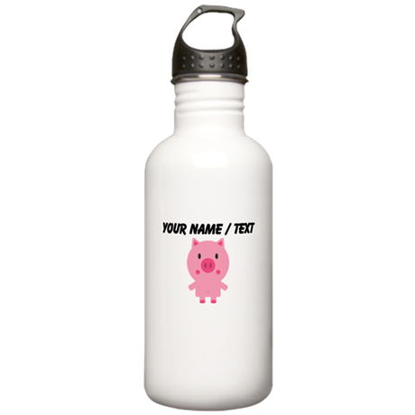 Cartoon Pig Water Bottle