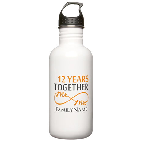 12th anniversary Stainless Water Bottle 1.0L
