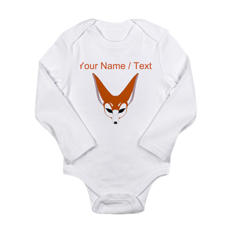 Custom Red Fox Body Suit