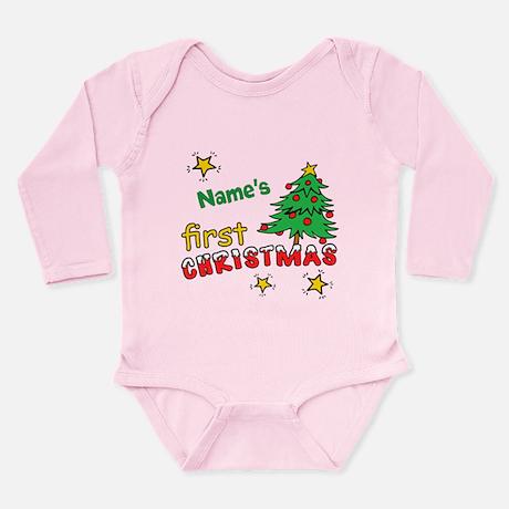 Custom First Christmas