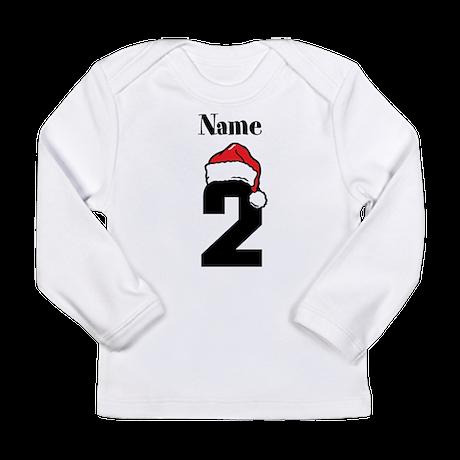 Christmas 2 Long Sleeve Baby T-Shirt
