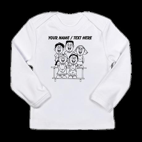 Custom Childrens Choir Long Sleeve T-Shirt