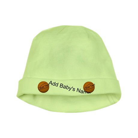 Basketball baby hat