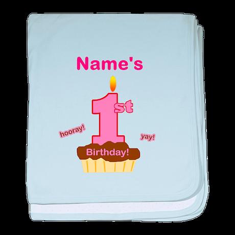 Custom Personalize 1st Birthday First Birthday bab