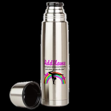 CHAMPION GYMNAST Large Thermos Bottle