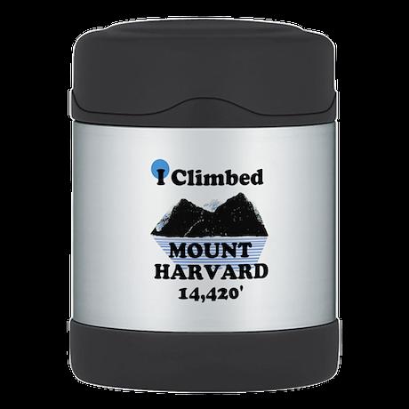MOUNT HARVARD 14,420' Thermos Food Jar