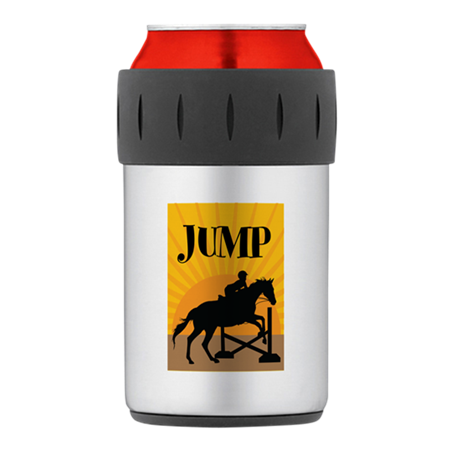 JUMP Thermos Can Cooler