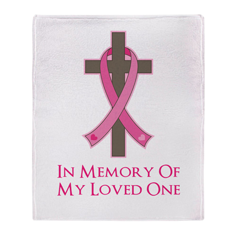 In memory cross throw blanket by 1512blvd awareness tshirts for Memory cross template