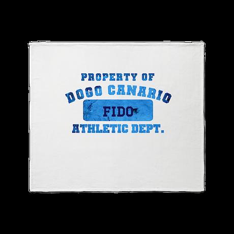 Personalized Property of Dogo Canario Stadium Bla