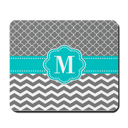 Custom Chevron Mousepad