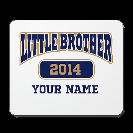 Custom Little Brother Mousepad