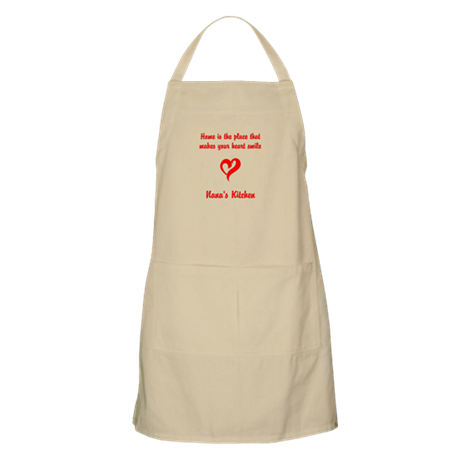 Home is for the Heart Apron