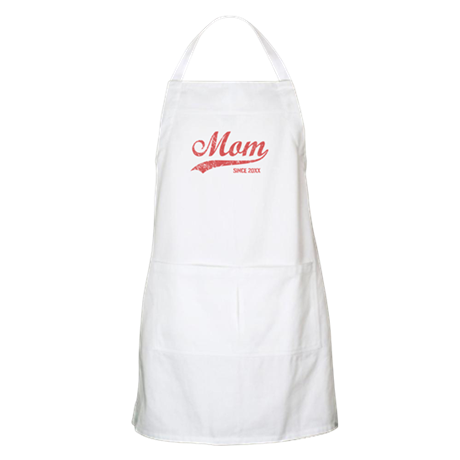 Personalize Mom Since Apron