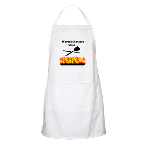 World's Hottest Chef Apron