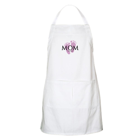 New Mom Customizable Year Apron
