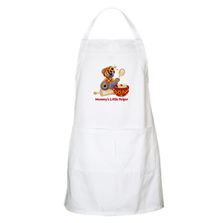 Customizable Cooking Helper Apron